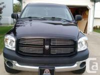 Make. Dodge. Design. Ram 1500. Year. 2007. Colour.