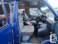 """""""Blue Angel"""" is for sale! (162 000km) Fully equipped"""