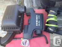 Dodge Ram 1500 factory air filter Assy and intake  Sold
