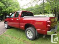 Make Dodge Model Ram 1500 Club Year 2008 Colour red