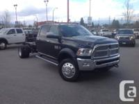 2014 Dodge Ram5500 Laramie Crew Cab Full Load  This Cab