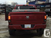 Make Dodge Model 1500 Year 2012 Colour Cherry red