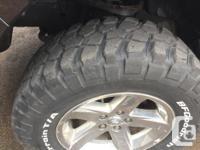 Make Dodge Model Ram 1500 Year 2011 Colour Black kms