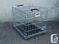 Dog Cat Cage Kennel Excellent Condition with Tray