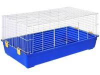 2 perfectly kept pet cages. The long rat cage is from