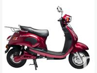 Dolce Vita Electric Scooter Looking for a premium