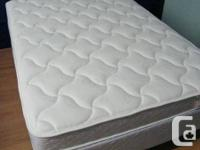 Why buy a used mattress when I've got a Brand New