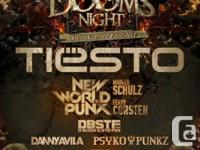 I have hardcopies for Dooms Night at the PNE on October