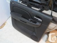Lots of Government Door Panels - Government Take offs -