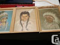 Dorothy Oxborough - Sweet Native American Indian
