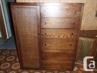 . Solid Timber Excellent quality bed room Suite from