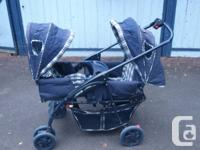 Cosco dual stroller. Excellent health condition, works