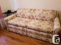 Double Hide-a-Bed, great condition. No stains or rips.