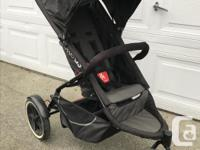 Selling our Phil and Teds Sport Double Stroller 2013.