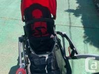 I have a Contours Options Tandem Double Stroller for