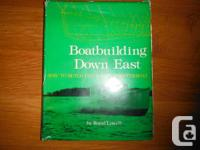 """Boatbuilding Down East: The best ways to Develop the"