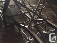 Make Chevrolet kms 1 Chris Alston drag racing chassis. for sale  British Columbia