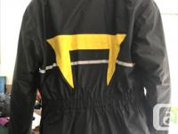 Dragon Motorcycle Jacket - 100% waterproof In great
