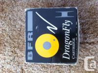 Dragonfly Cartridge Fly Fishing Reel for sale. still in