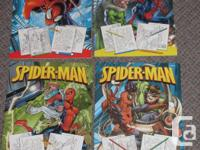 $3 each or all 14 for $35 Marvel Heroes Spiderman