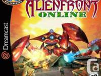 ALIEN FRONT ONLINE STILL IN PLASTIC AND RESTRICTED
