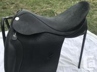 Smith Worthington Elite Dressage Saddle made in
