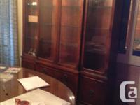Beautiful Drexel Heritage Dining Room Suite, including