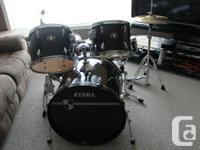 Tama Imperial Celebrity 5 items established drum kit