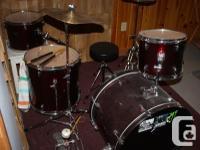 Drum set for sale - good starter set and Keyboard -