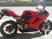 Make Ducati Year 2009 kms 50000 2009 Ducati 848