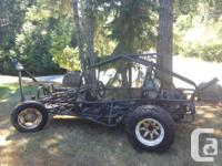 Trans Manual Factory tube frame dune buggy - not home