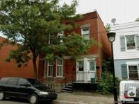 Duplex à vendre Pointe Saint-Charles Montréal - Rare