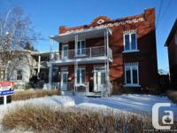 Duplex Lasalle Montreal for sale - Beautiful detached