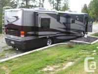 """40'6"""" diesel pusher Cummings ISL 370 HP 65000 miles"""