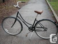 Linus Dutchi bike for sale. Back pedal brake system.
