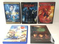 All 8 movies for $5 All perfect condition, no