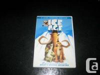 dvd movie ICE AGE 2 disc special  edition $10