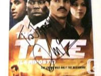 2008 Crime Drama Personally autographed by The STAR