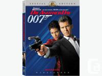 DVDs - $5 each James bond 007 - Die Another Day The