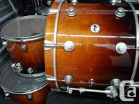 Selling my custom ordered DW drum kit (ordered a few
