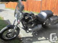 Make Harley Davidson Model Dyna Year 2009 kms 24000