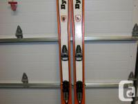 DYNASTAR LEGEND PRO RIDER 105 ALL HILL SKIS WITH LOOK/