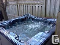 Original price $8000       (5 years old hot tub)