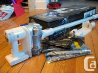 * Excellent condition.   * Includes all accessories and