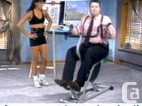E-Force Exercise Machine  Total workout for abs,