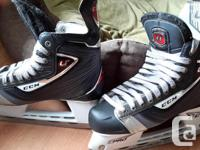 CCM EPRO ice skates - Hate to see them go as im going