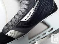CCM EPRO ice skates - About a year old, they were a new