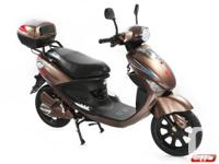 2012 GIO Italia Electric Scooter - Never DRIVEN. .