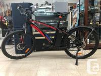 Peddle Assist Electric bike in Brand New Condition!
