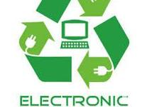 Hi, with all of the e-waste & electronics recycling